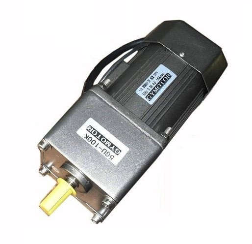 AC 220V 140W Single phase Constant speed motor with gearbox. AC gear motor, 140 220 1022492