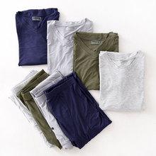 Men's bamboo fiber long-sleeved long underwear Modal mens sh