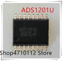 NEW 5PCS/LOT ADS1201U ADS1201 SOP-16 IC