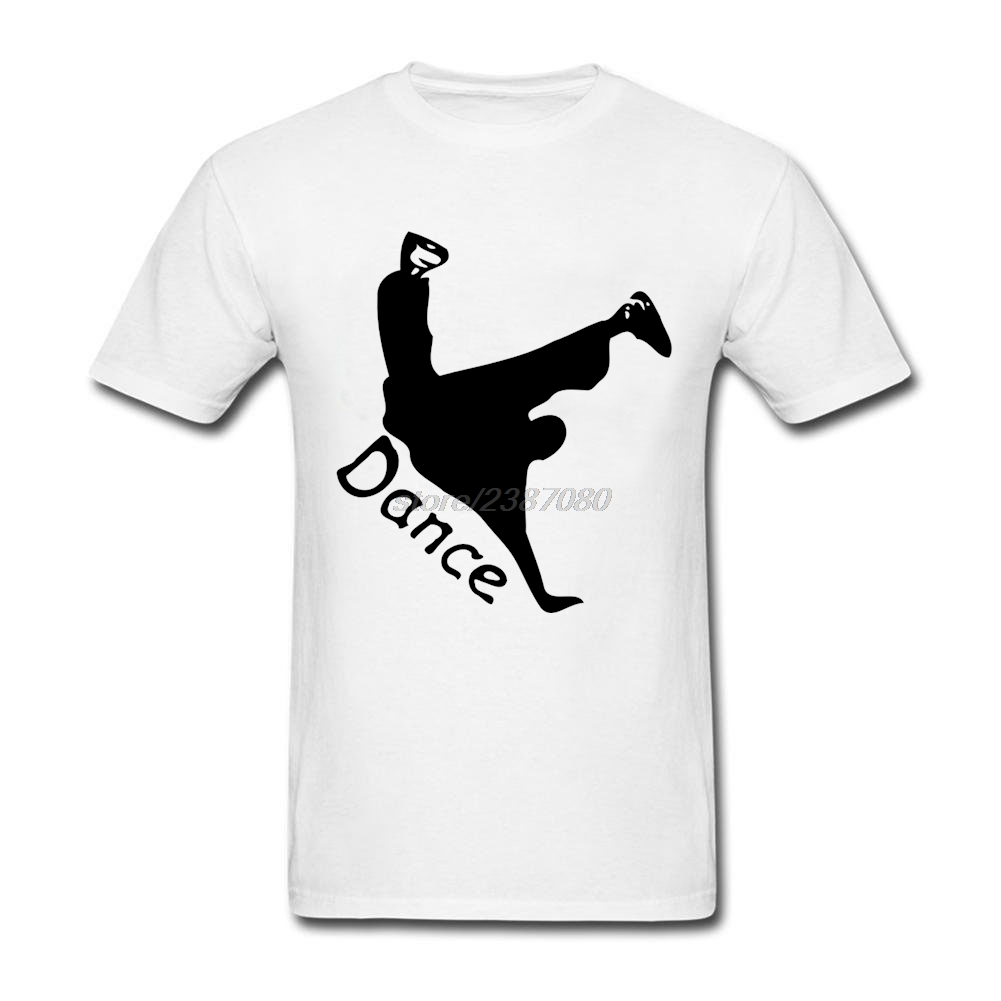 Design t shirt europe new europe and american big size t shirts men bboy dance