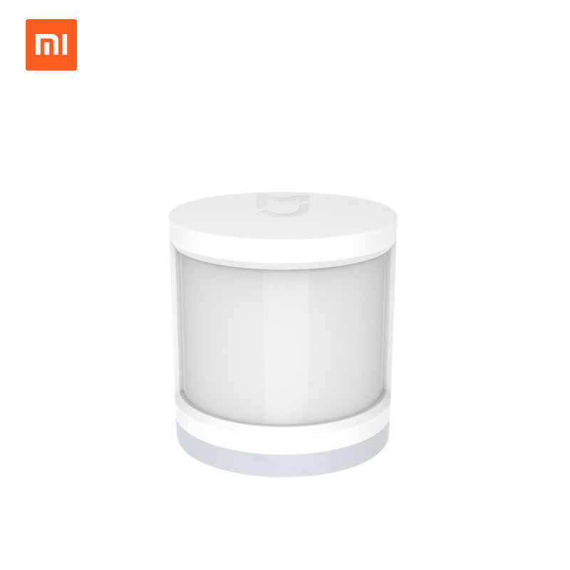 Original Xiaomi Mijia Infrared Security Smart Human Body Motion Sensor Remote Control Compatible With Mi Home APP Smart Kit