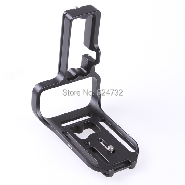 цена на F1DXL Quick Release QR L Plate Vertical Bracket For Canon EOS 1DX Arca Swiss RSS