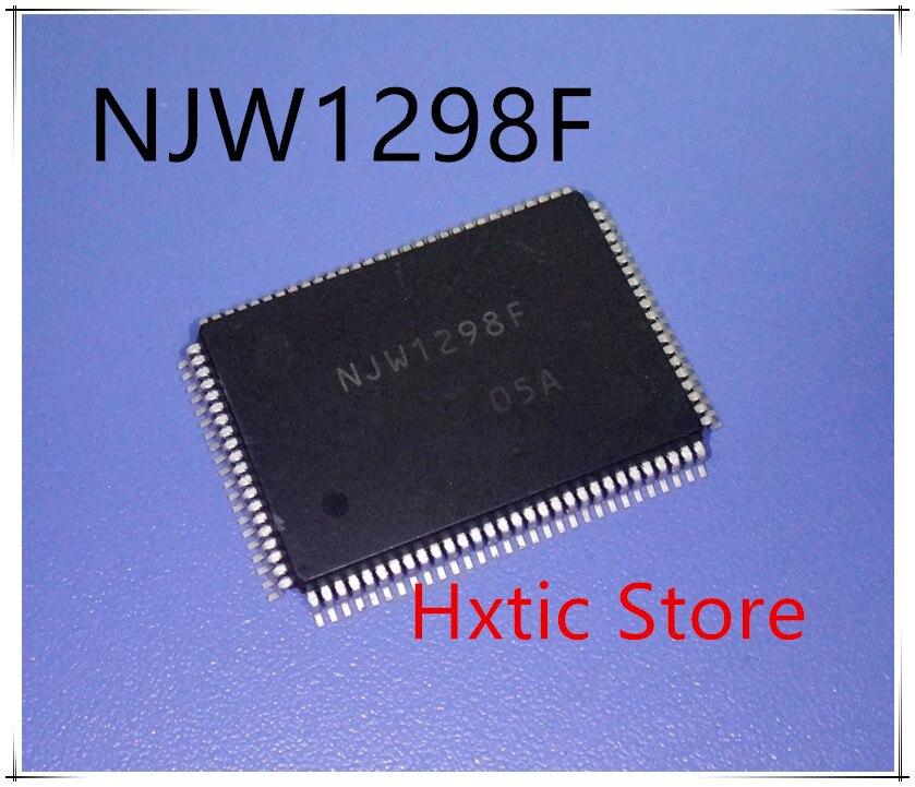 NEW 1pcs lot NJW1298F NJW1298 QFP 100 IC