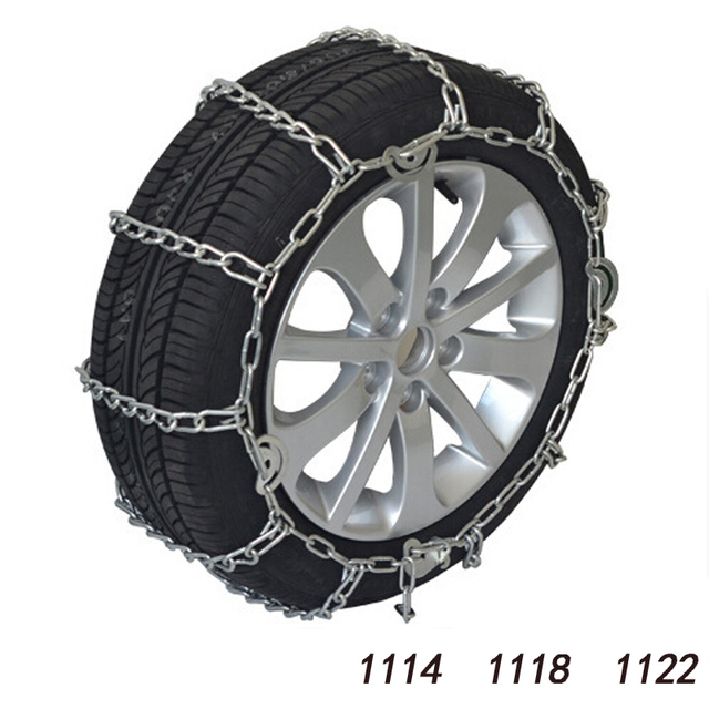 Snow Chains Car Tire  6.00R12165/ 70R12145R12145/ 80R12155R12155/80 R12175/70R12135R13145R13 145/70R 13145/80 165/70R1165