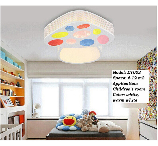 Attirant Modern Ceiling Light Kids Bedroom Led Mushroom Ceiling Lamp Design Light  Fixture Children Room Decoration Fashion