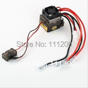 7.2V-16V 320A High Voltage ESC Brushed Speed Controller RC Car Truck Buggy Boat Free shiping 30a esc welding plug brushless electric speed control 4v 16v voltage