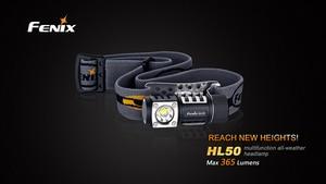 Image 2 - משלוח חינם FENIX HL50 מנצל Cree XM L2 T6 ניטראלי לבן LED 365 lumens רב תכליתי פנס