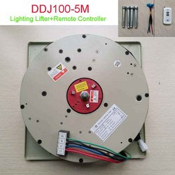 DDJ100KG système de levage par lustre, 5M système de levage lumineux, treuil, levage d'éclairage, lustre 110 V-120 V, 220 V-240 V, livraison gratuite