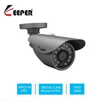 Keeper Mini Surveillance Camera 720P 1080P AHD Camera 20M Night Vision Analog CCTV Camera IR Outdoor Waterproof Security Camera
