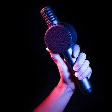 Oryginalny Xiaomi Mijia KTV ręczny bezprzewodowy głośnik mikrofonu Bluetooth Box Karaoke dźwięk mikrofon pogłosu głośnik