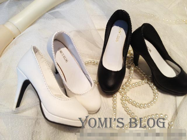 Classic Girl High Heel Shoes for BJD Doll SD16/10/13 DD DY SD Doll Shoes SW17