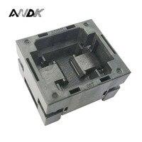 EMMC153 169 Reader Test Socket IC Body Size 12x16mm Pitch 0 5mm BGA153 BGA169 Burn In