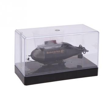 777-216 Mini RC Submarine Model Pigboat Radio Control Boat Model Wireless 40MHz Remote Control Electric Toy Kid Fun Gift