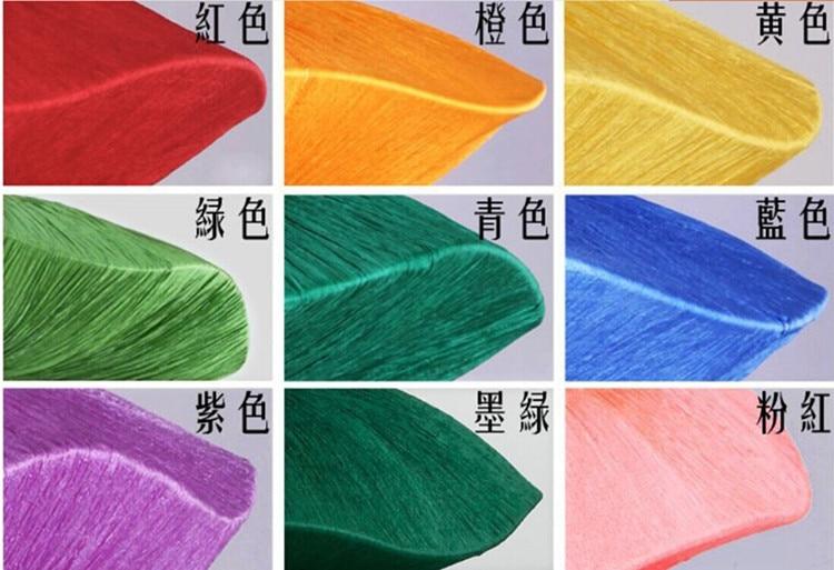 aliexpress koop rood groen geel decoratieve chinese doek