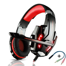 original Gaming Headphones headset for ps4 computer PlayStation 4 laptop tablet pc mobile phone Gaming earphone with Microphone