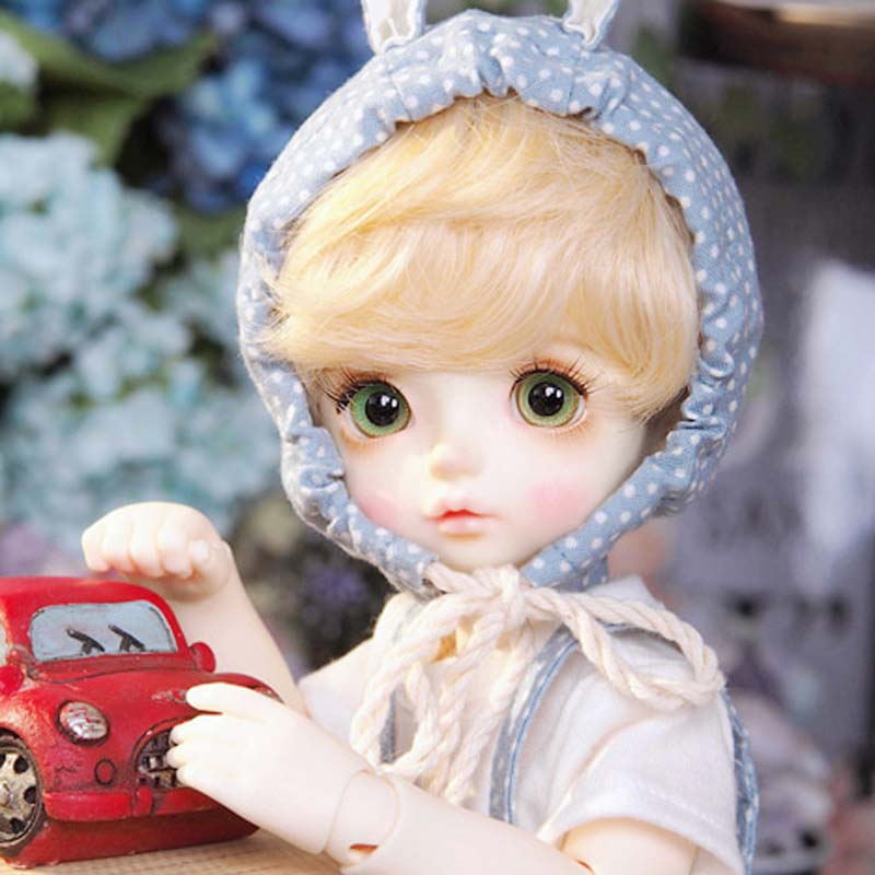 New Arrival 1/6 BJD Doll BJD/SD Pio Cute Doll With Eyes For Baby Girl Christmas Birthday GiftNew Arrival 1/6 BJD Doll BJD/SD Pio Cute Doll With Eyes For Baby Girl Christmas Birthday Gift