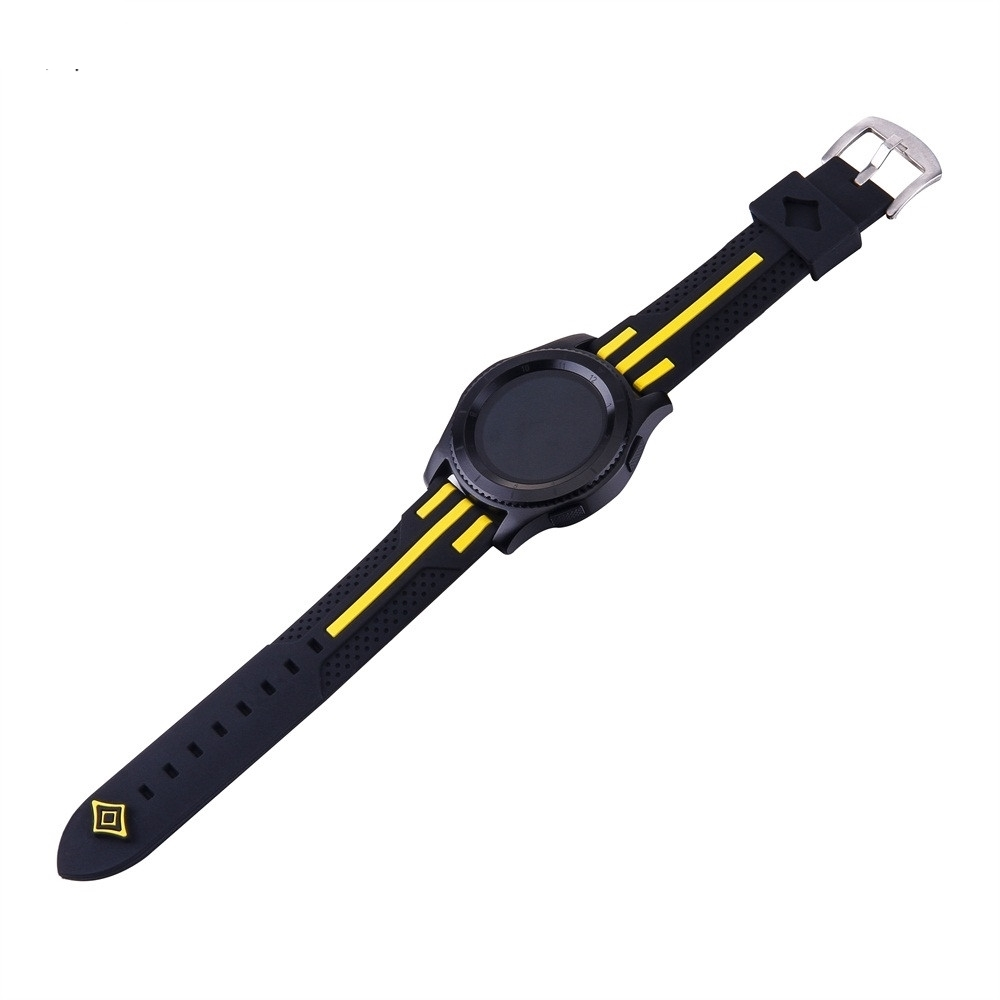 GEMIXI Hot Sale Soft Watch Band Replacement Sport Strap For Samsung Gear S3 Frontier Classic jun12 Free shipping