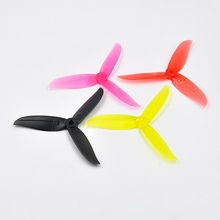iSteady camera drone motor Accessories/12pcs 6 pairs 5″ F5045  3 blades propeller (CW/CCW) for RC Airplane Aircraft FPV