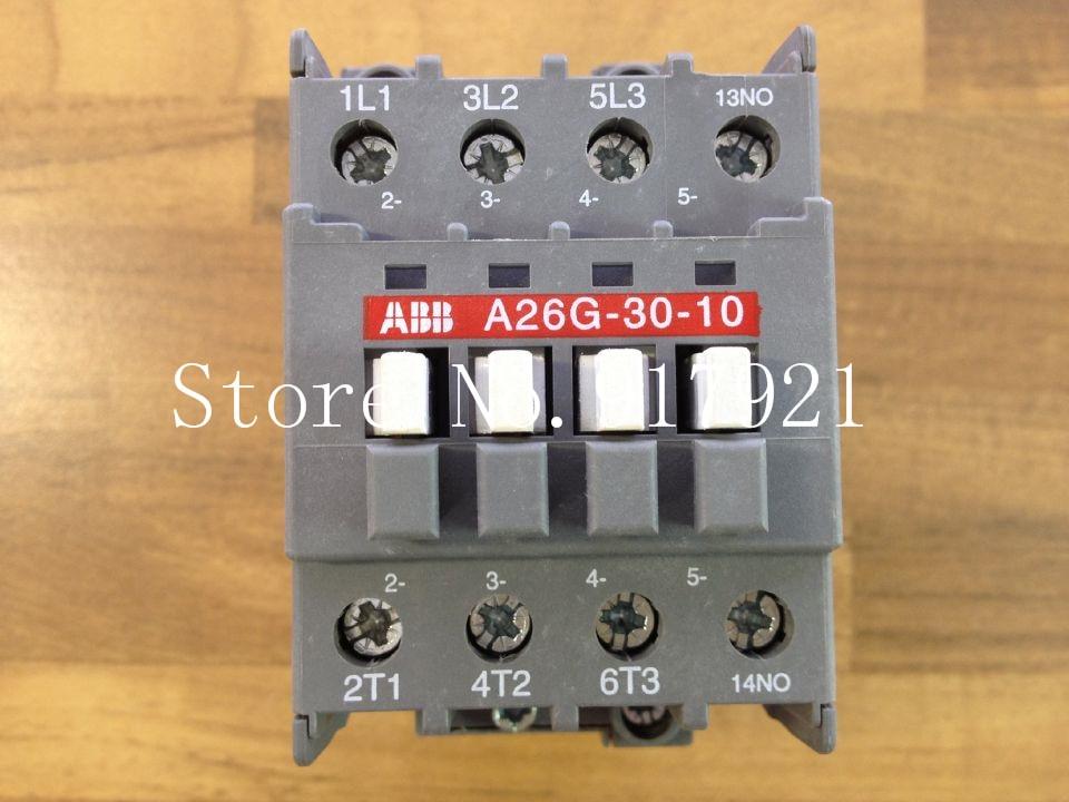 [ZOB] The original American original A26G-30-10 import AC220V contactor assurance products  --3pcs/lot