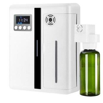 Intelligent Fragrance Machine 300 Cubic Meter Cycle Aromatherapy Machine 4W 12V 160Ml Timer Function Bar Mall Hotel Lobby Aero