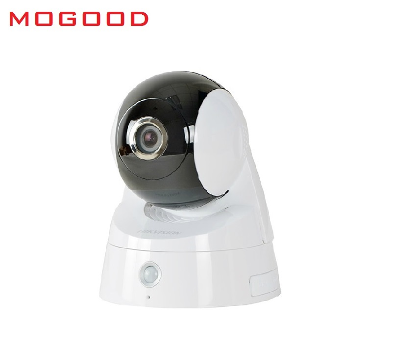 HIKVISION DS-2CD3Q10FD-IW Multi-language version 720P IP Camera Wifi Mini PTZ Camera wireless IR Support SD Card Family Baby