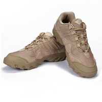 Military Outdoor Men S Desert US Tactical Boots Hiking Shoes 1200D Nylon Chamoi Leather Sport Walking