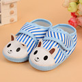 2016 Fashion Baby Unisex Infant Shoes Toddler First Walkers Indoor Soft Cotton Leisure Newborn Skid-Proof Kids Cartoon Shoes