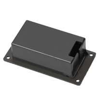 9V Battery Plastic Holder Case Compartment Cover Box For Electric Guitar Bass-M55(China)
