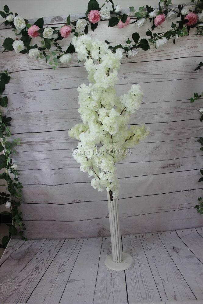 SPR 패션 (20pcs / lot) 인공 꽃 벚꽃 더 밀도 홈 / 웨딩 - 휴일 파티 용품