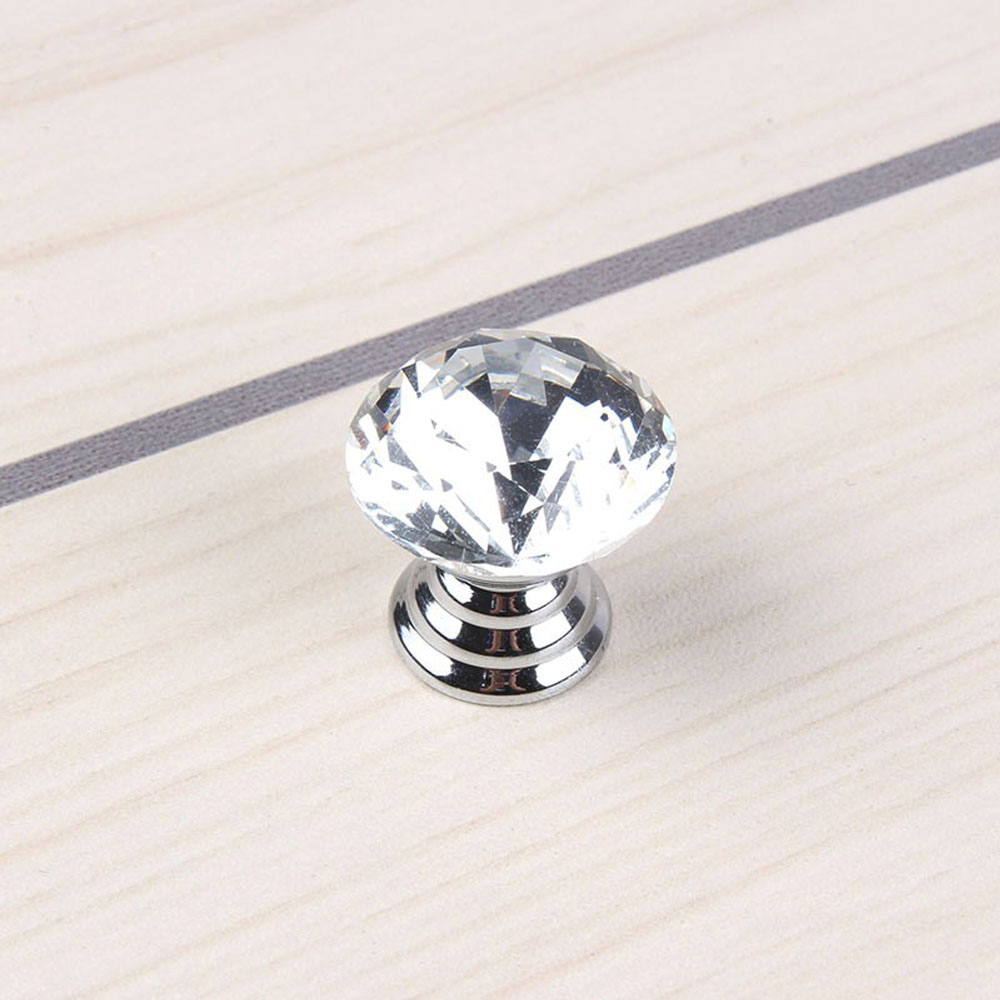 Aliexpress.com : Buy MEGAIRON Crystal Drawer Handle Small Cabinet ...
