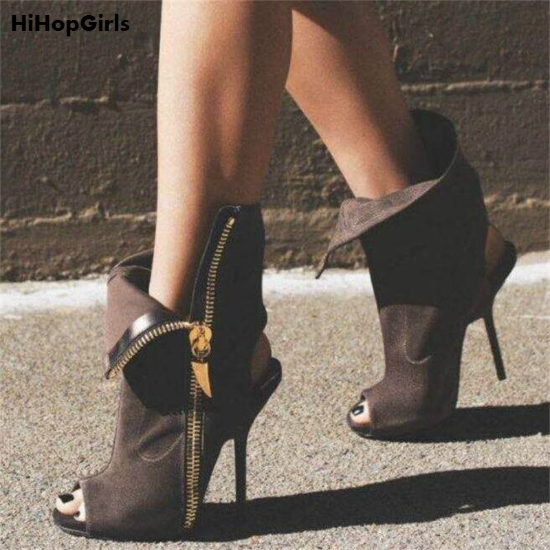 HiHopGirls 2018 Spring Autumn Sexy Women Flock