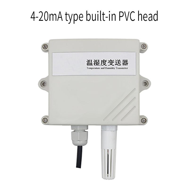 High-precision Temperature and Humidity Transmitter 4-20mA Analog Temperature and Humidity Sensor