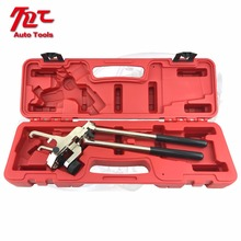 ФОТО high quality valve pressure spring installer and remover tool plier for bmw n20 n26 n52 n55 engine professional timing tool