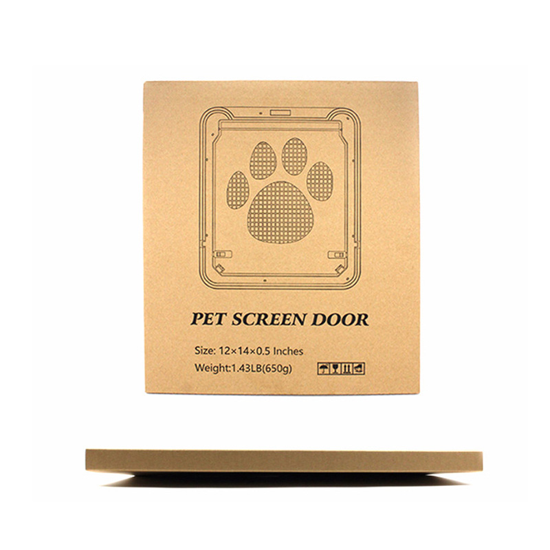 4-Way-Lockable-Plastic-Pet-Big-Dog-Cat-Door-for-Screen-Window-Safety-Flap-Gates-Pet (3)
