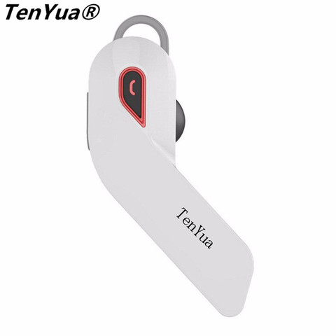 TenYua Bluetooth Wireless Headsets V4.1 Stereo Car Business Handfree Phone Earphone CVC6.0 Noise Cancelling with Mic for iPhone Karachi