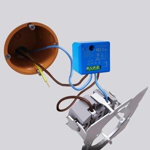 Image 3 - チュウヤスマートライフ無線lanソケット小型モジュールdiyのスマートホームオートメーションgoogleホームエコーalexa音声制御appリモコン