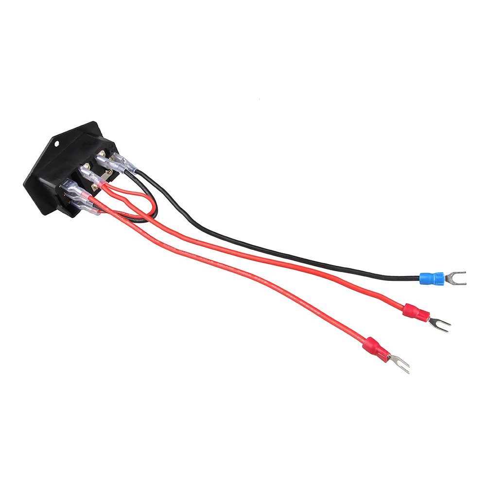 Xcr3d Power Switch 3d Printer Accessories 220v 110v 10a Fuse Wire