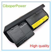 5200Mah 6 Cells Laptop Li Ion Battery For X230T X230 X230i 42T4879 42T4881 42T4882 45N1078 45N1079