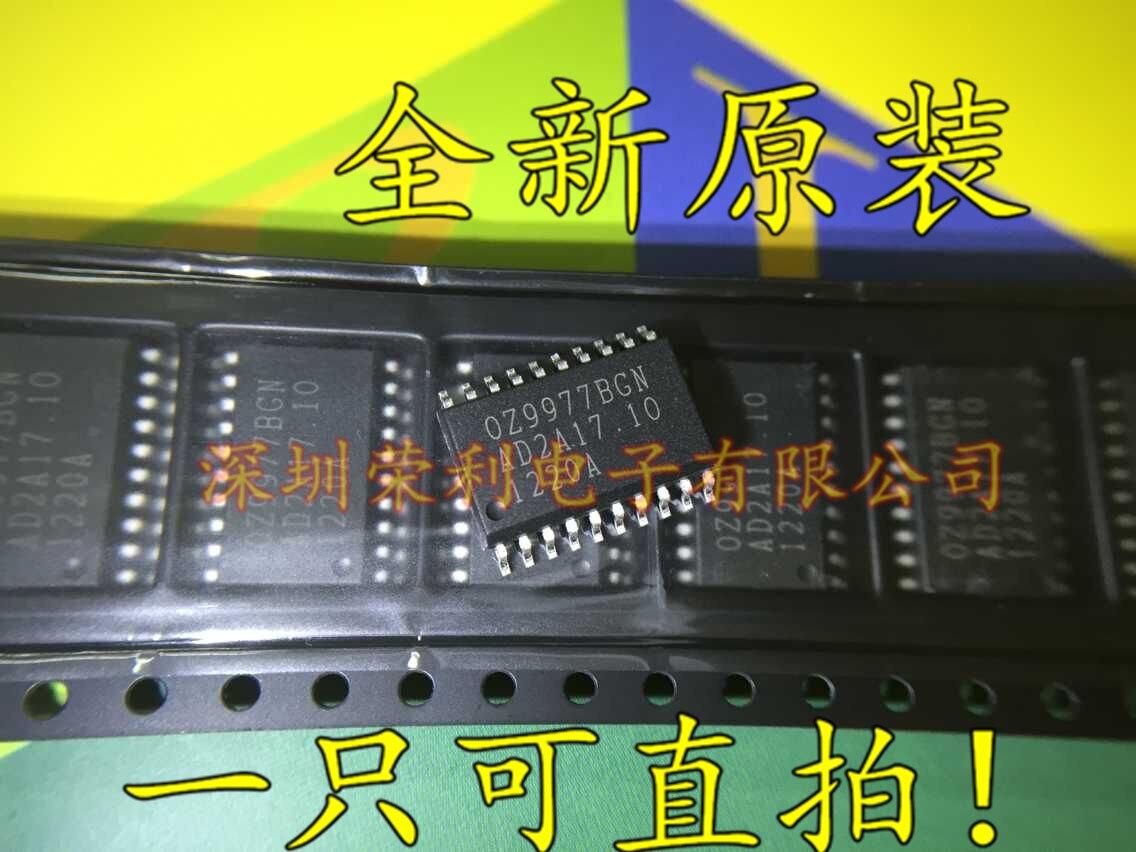 Free shipping 5pcs/lot OZ9977BGN OZ9977 SOP chip LCD backlight new original