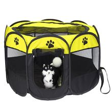 Cat Playpen Crate