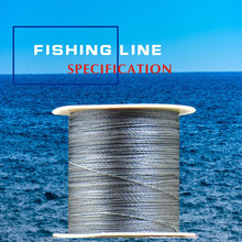 Topline 100M 300M Fishing Line Braided For 0.1mm 0.2mm Diameter PE Cord Saltwater