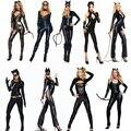 Hot Cosplay Milagrosa Adrien Agreste, Gato Negro Cosplay Hombres Del Traje Ropa de las mujeres Traje sexy cosplay