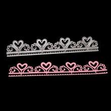 Metal Cutting Dies Love Heart Cute  Die Cut Background Craft For Card Making Scrapbooking