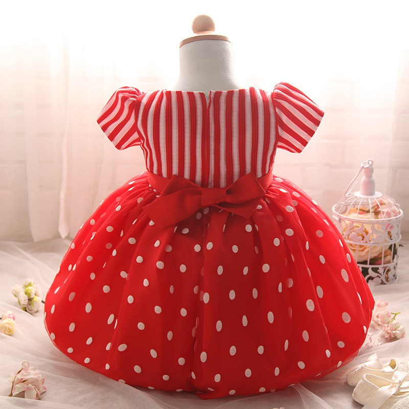 Newborn Christening Dress (1)