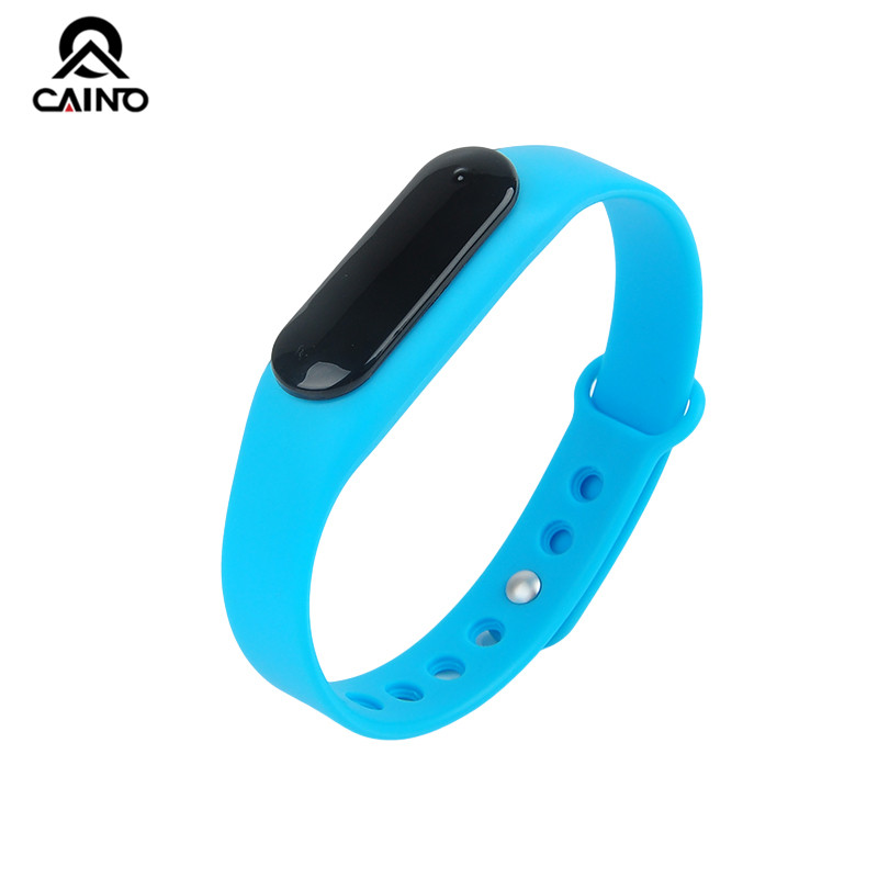 Bluetooth Smart Bracelet Smart Band Heart Rate Monitor Wristband Fitness Tracker Pedometer Smartband for Android iOS