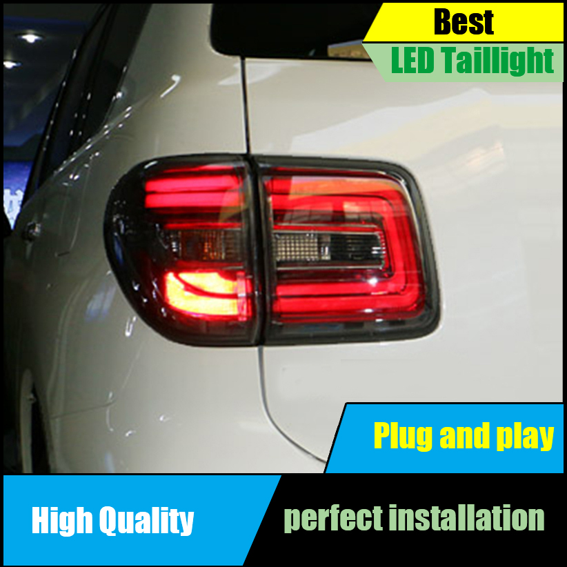 Car Styling Tail Light for Nissan Patrol Y62 2008-2016 Tail Lights LED Taillight Rear Lamp Driving+Brake+Park+Signal Light hireno tail lamp for mercedes benz w220 s280 s320 s350 s500 s60 1998 05 led taillight rear lamp parking brake turn signal light