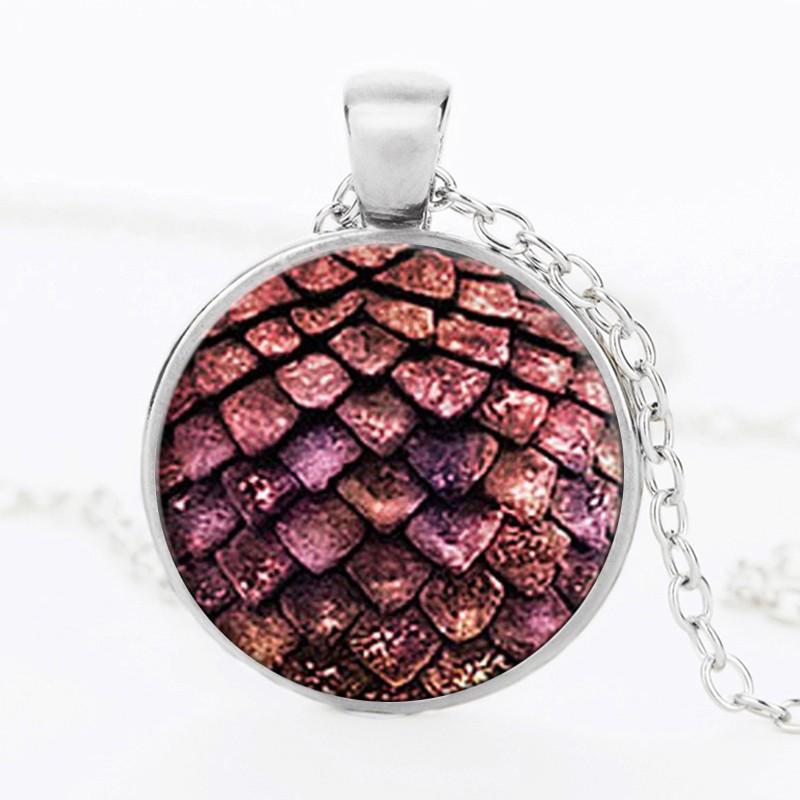 Game Of Thrones Dragon Egg Dragon Necklace