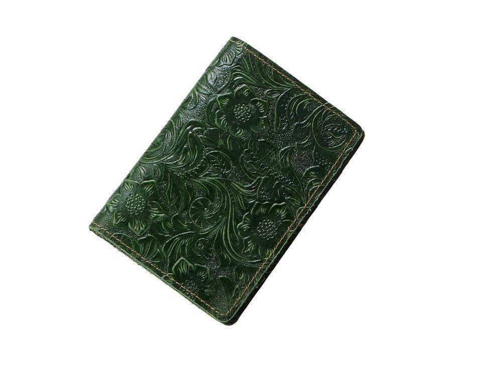K018-- Luxury Genuine Leather Passport Holder Wallet_01 (24)