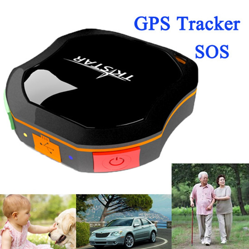 Waterproof GPS Tracker SOS SMS GPRS Lightweight for Car Mini Tracking System Kids Elders Pet Support SIM Card High Quality 3g network vehicle gps tracker long standby time personal pet tracker support sim card gprs internet eu