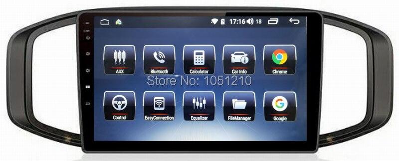 Ouchuangbo auto stéréo radio gps pour MG3 MG 3 avec android 9.0 Bluetooth 8 core 4 GO RAM 64 GO de ROM